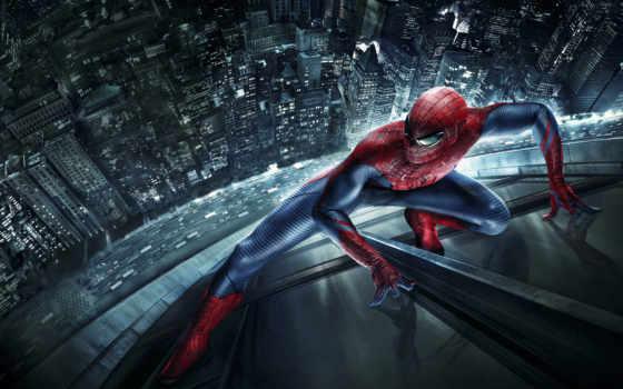 паук, мужчина, new