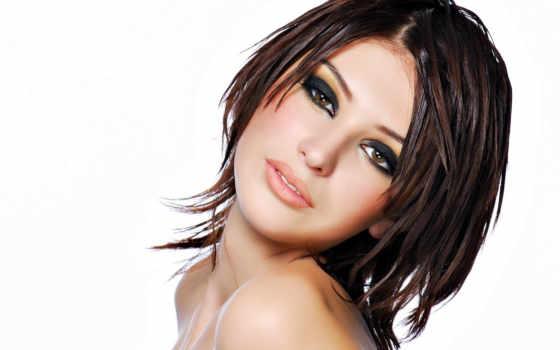 макияж, глаз, макияжа, дымчатый, маленьких, сделать, фотографий, свет, узких,