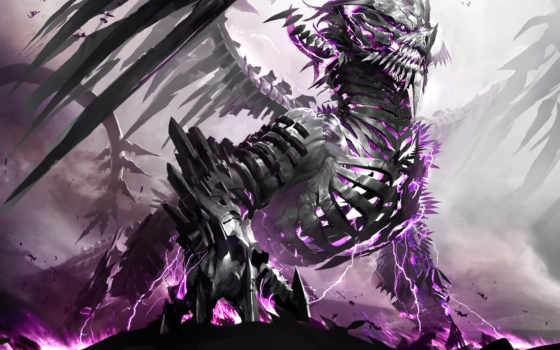 guild, wars, дракон, cyberpunk, осколки,