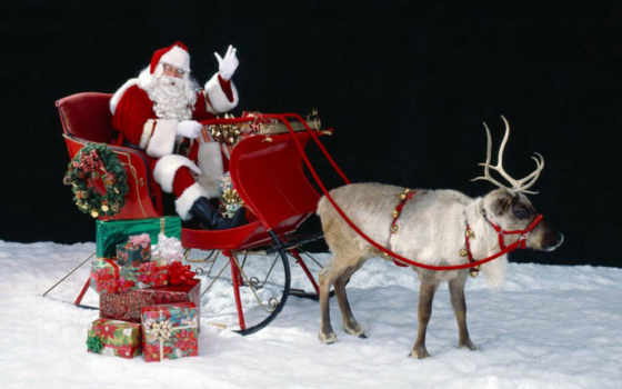 christmas, claus Фон № 13680 разрешение 1920x1200