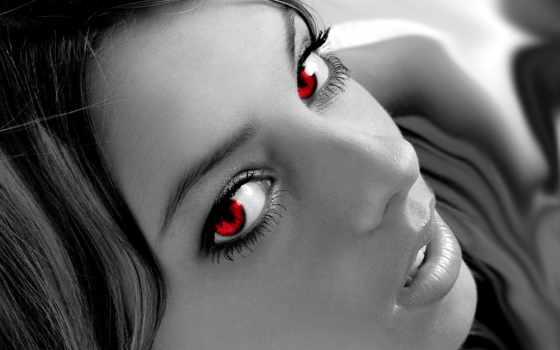 eyes, девушка, blue