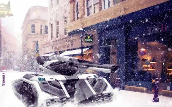 улица, zima, города