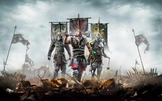 honor, viking, game