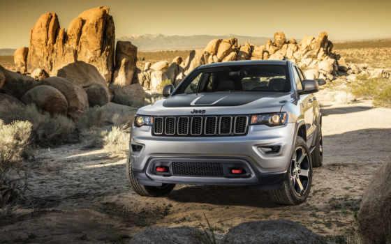 jeep, grand, cherokee, trailhawk, summit, авто, гранд, мар, подробности, модели,