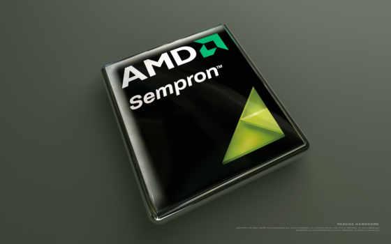 amd, sempron, процессор