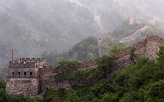 great, стена, china