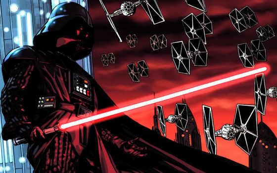 vader, star, war, дротик, меч, свет, картинка, vad
