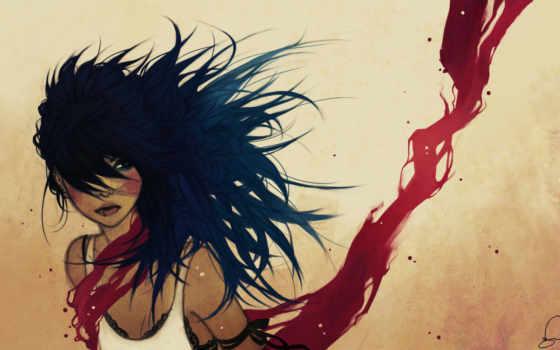 аниме, ravenskar