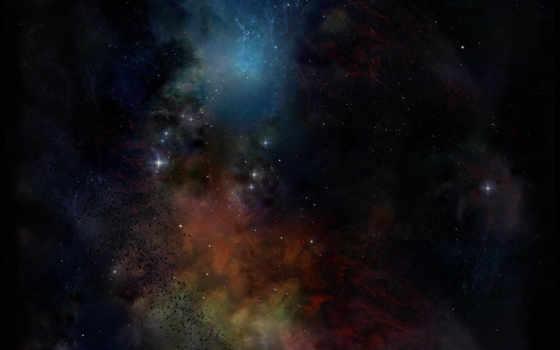 space, stars Фон № 17537 разрешение 1600x1200