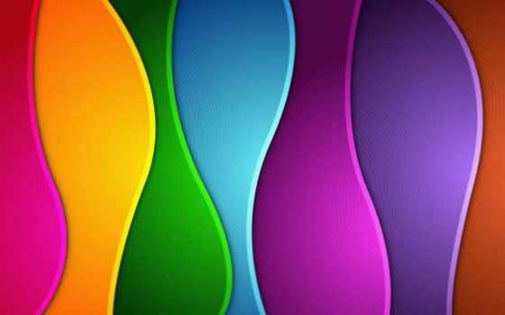 ondas, colores, fondo, colorful, waves, abstract, fondos, радуга, color, arte,