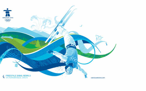 олимпийские, игры, зимние Фон № 37679 разрешение 1920x1200