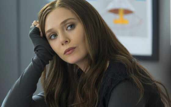 elizabeth, olsen, scarlet, witch, war, civil, captain, america,