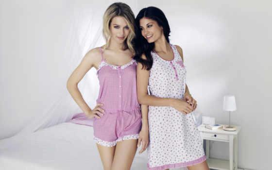 пижамы, красивые, девушек, пижама, devushki, нижнее, женщин, комбинезон, белье,