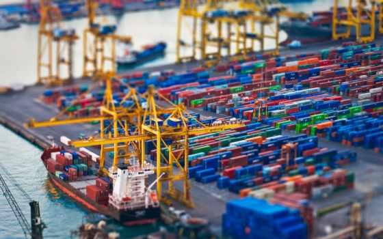 грузов, контейнера, traffic, порт, порту, морские, китая, контейнерные, россии, ро,