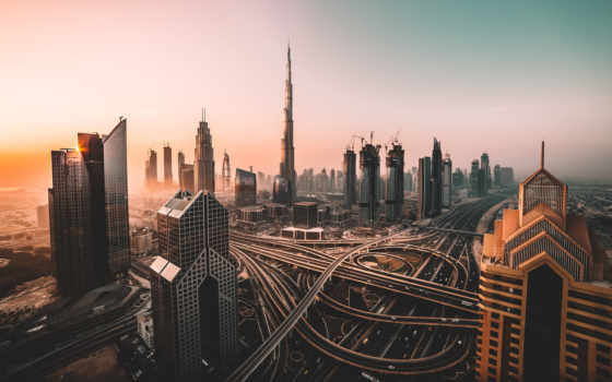 cityscape, dubai, burj, resolutions, desktop, khalifa, skyscrapers,