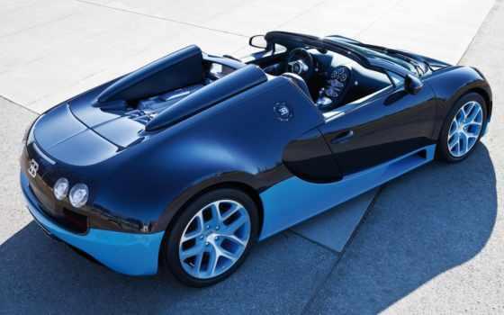 bugatti, veyron, вейрон, grand, vitesse, машины, спорт,