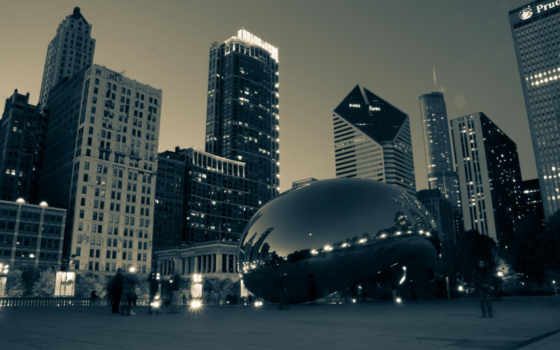 chicago, иллинойс, park