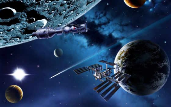 stars, космос, science