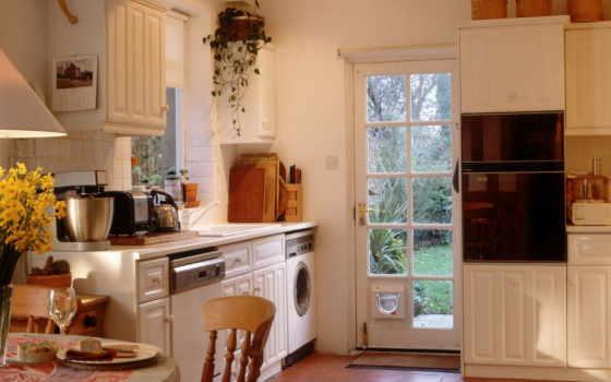 design, кухни, интерьер