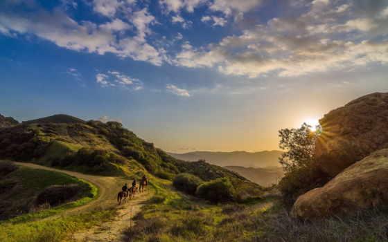 topanga, природа, california