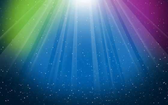 рассмотри, природы, угол, фотографий, первую, перелив, свет, дек, абстракция, aurora, rays,