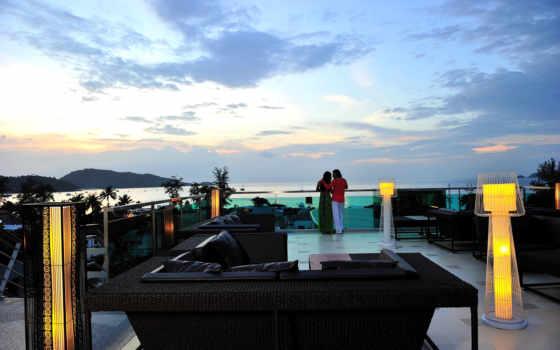 resort, спа, kee, patong, пхукет, таиланд, пляж,