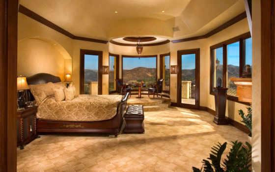 спальня, master, традиционный