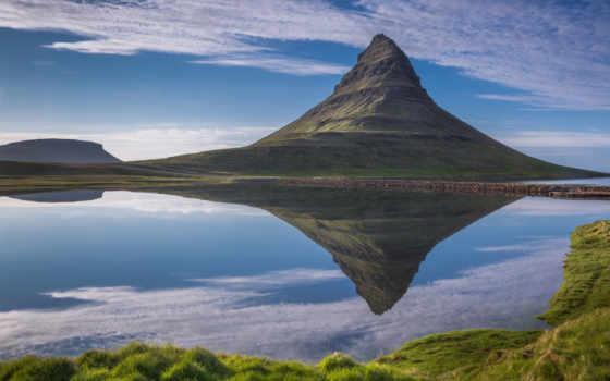 гора, одинокий, iceland, мар, часть, количество, panchal, content, adult,
