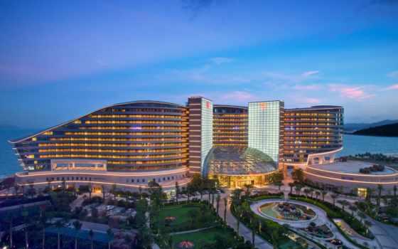 china, architecture, мира, shenzhen, город, красивый,