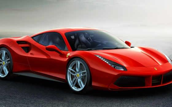 ferrari, red, gtb, авто, car, спорткары, современные, спорткар,