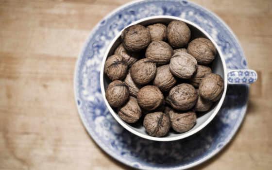 орехи, орех, nuts