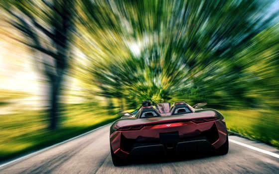 rezvani, зверь, motors, company, представила, суперкар, спорткар,