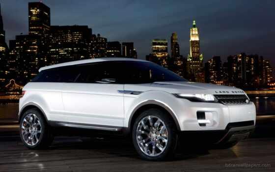 rover, land, range