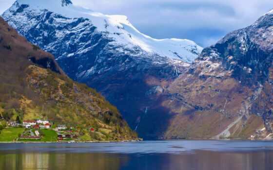 fjord, nok