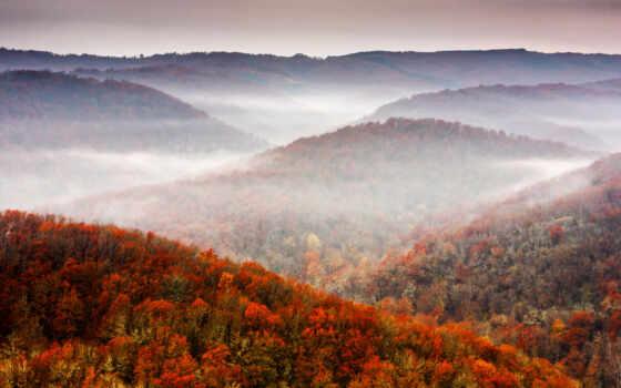 природа, fall