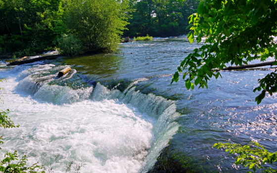 водопады, природа Фон № 64708 разрешение 1920x1080