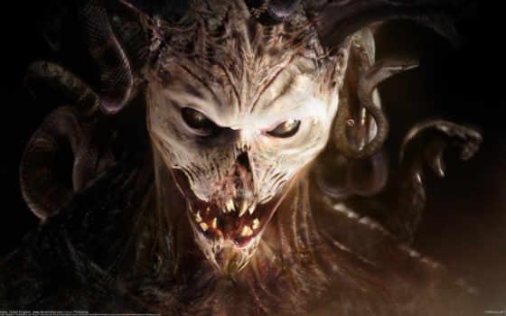 demons, об, monster, pinterest, демон, more, see, images, monsters, злой,