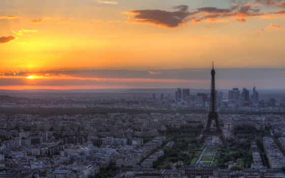 париж, эйфелева, башня