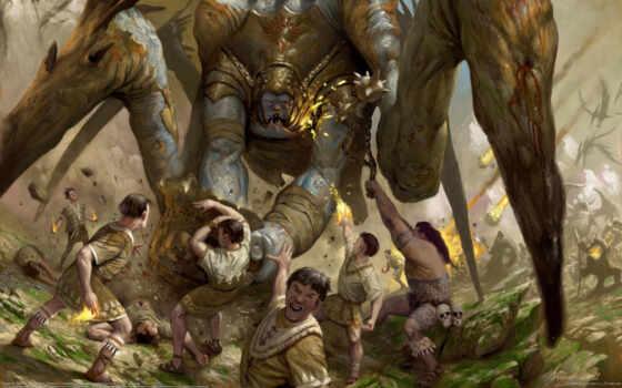 monster, паук, dominic, саймон, ужас, люди, рисунки,