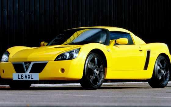 sports, car, seater, cars, free, желтый