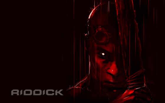 riddick, dark, правило