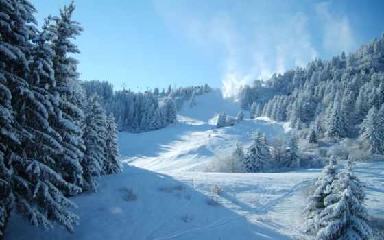 горы, снег, winter, спуск, eli, лыжи, совершенно, свой, сноуборд,