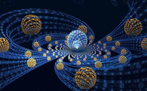fonds, ecran, images, fond, fractale, des, сознание, waves, новой, abstraites,