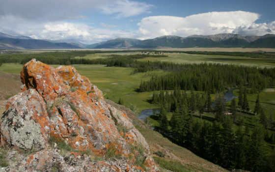 природа, landscapes, landscape, high,