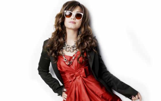 девушка, гламурная, demi, lovato, картинка, очках, гламурные, весна, ryan, самые,