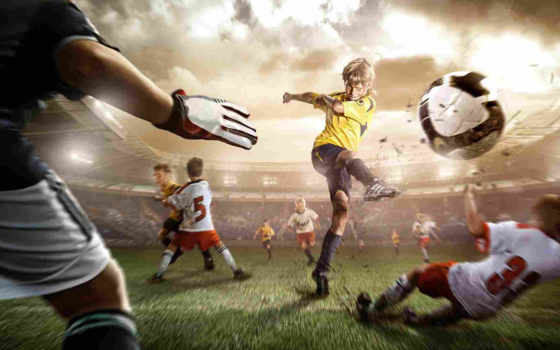 футбол, спорт, fotball, manipulation, children, мяч, детишки, goal, desktop, fußball, size,