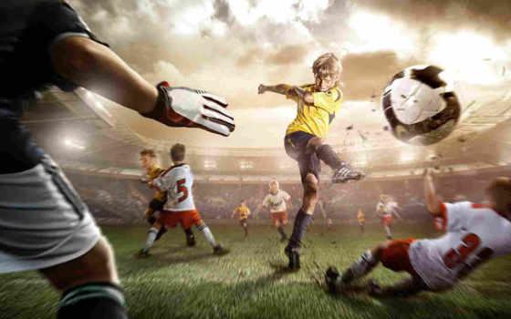 футбол, спорт Фон № 19205 разрешение 1920x1080