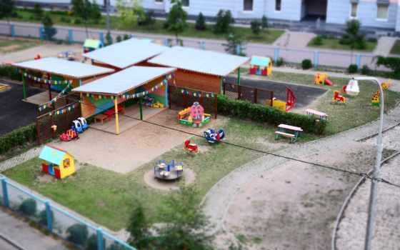питомник, children, улица