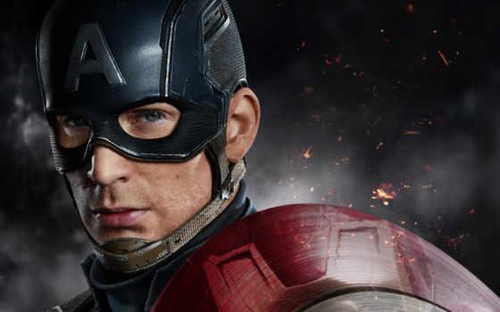 war, civil, america, captain, впервые, avenger, marvel,
