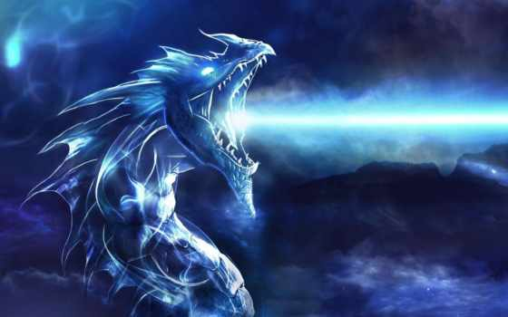 desktop, дракон,